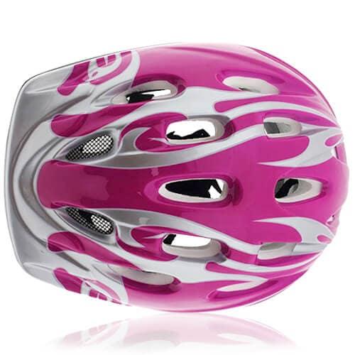 Blush Bird Kids Helmet LH214 top for child skater, roller, scooter, skateboard, longboard, balance bike and bike sport safe accessory