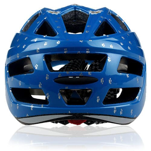 Drab Duck Kids Bicycle Helmet LHD500 back for child skater, roller, scooter, skateboard, longboard, balance bike and bike sport safe accessory
