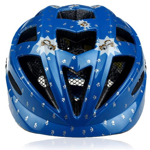Drab Duck Kids Bicycle Helmet LHD500 front for child skater, roller, scooter, skateboard, longboard, balance bike and bike sport safe accessory