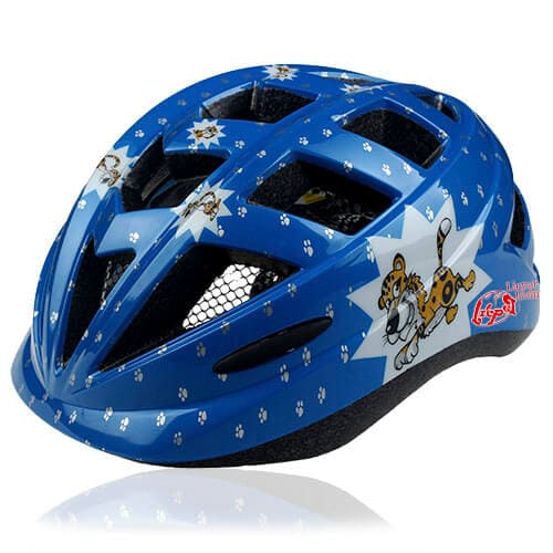 Drab Duck Kids Bicycle Helmet LHD500 for child skater, roller, scooter, skateboard, longboard, balance bike and bike sport safe accessory