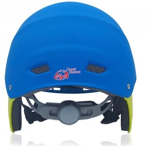 Ms Koala Water-sport helmet LH038W blue back for kids kayak, raft and water skate sport protective safe accessory tools