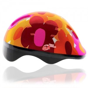 Olive Owl Kids Helmet LH206 side for child skater, roller, scooter, skateboard, longboard, balance bike and bike sport safe accessory