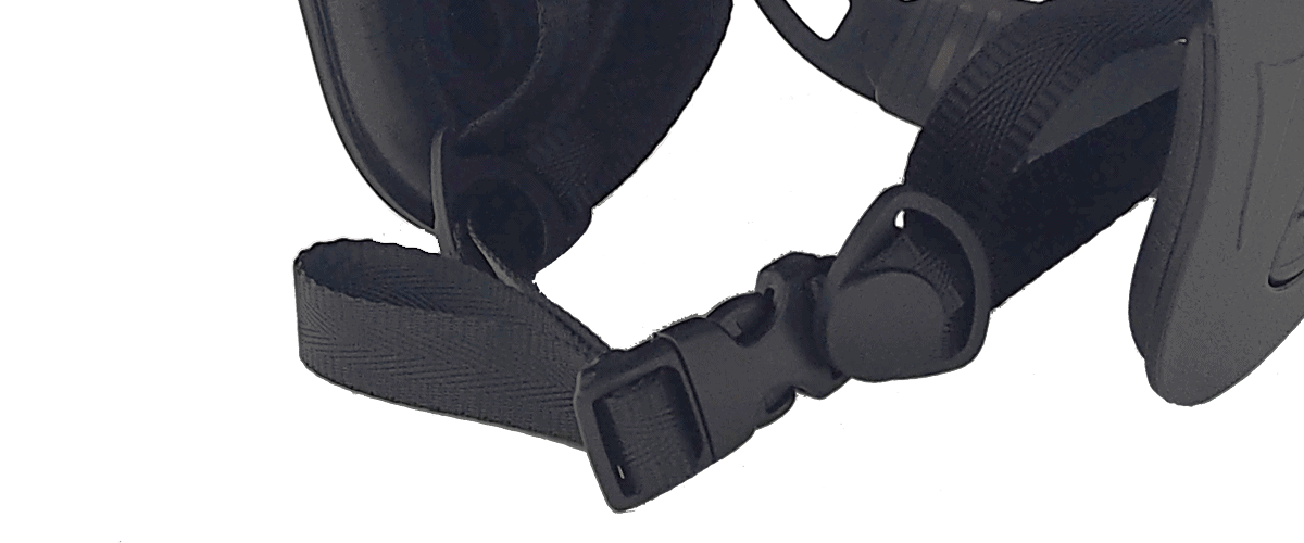 Sir Panda Water-sport helmet Buckle