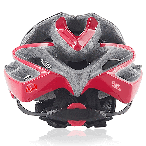 Witty Wolf Bicycle Helmet LH928 back for adults road bike racing and mountain bike racing protective accessory tool