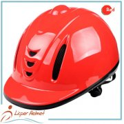 Horse Riding Helmet LH-LY23 red for horse rider safety protective accessory tools
