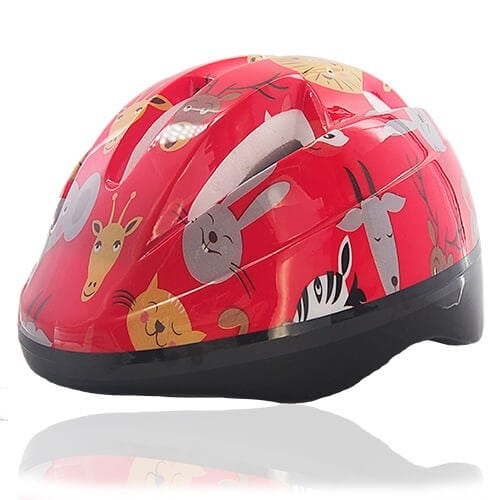 Red Rabbit Kids Helmet LH204 for child skater, roller, scooter, skateboard, longboard, balance bike and bike sport safe accessory